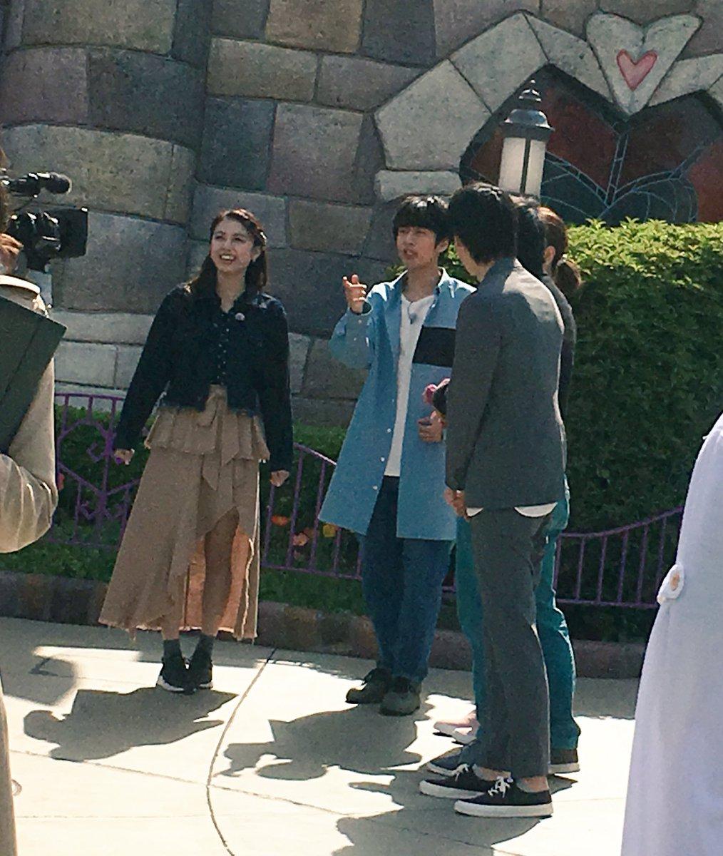 KAT-TUN・中丸雄一がディズニーランドで「シューイチ」のロケ→ディズニークラスタ大興奮wwwww