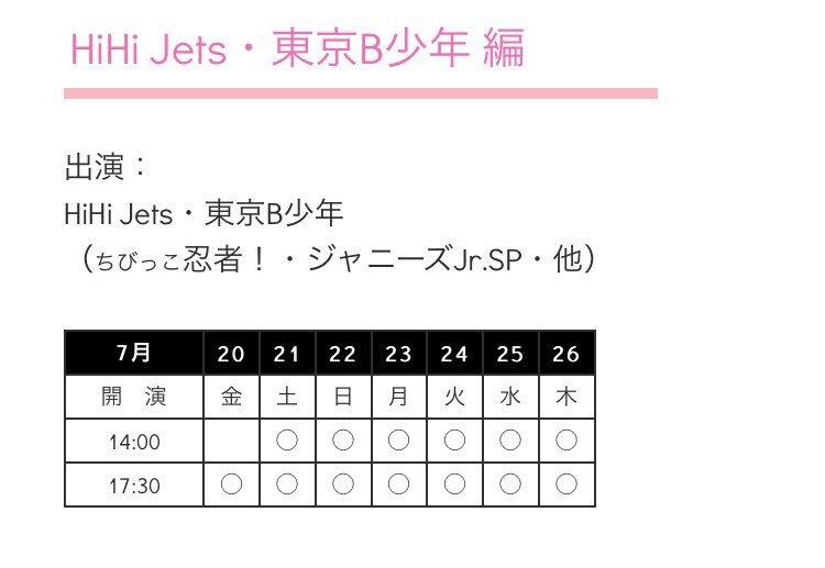 【ちびっこ忍者】ジャニーズに新ユニット誕生!メンバーは関西Jr.の『少年KABUKI』出演者か?