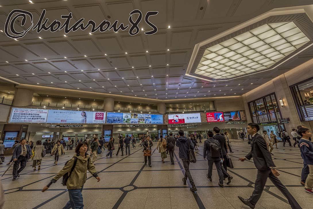 大阪へGO8 20180407