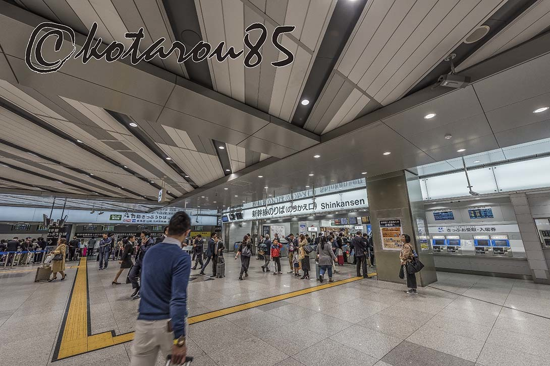 大阪へGO12 20180407