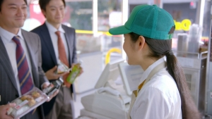 阿部純子/デイリーヤマザキ「冷やし麺3品」篇0009