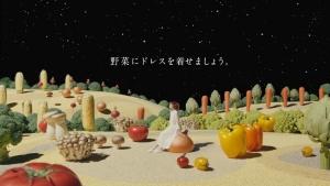 安藤ニコ キューピー キユーピー ドレッシング「SALAD FOREVER」篇TVCM0001