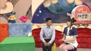 鎮西寿々歌/ニャンちゅう!宇宙!放送チュー!2018年05月20日0009