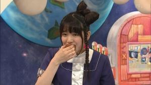鎮西寿々歌 ニャンちゅう!宇宙!放送チュー! 2018年07月8日放送0015