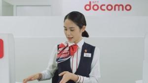福田名子 NTTドコモ 「ベーシックパック」篇0002