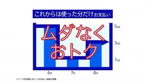福田名子 NTTドコモ 「ベーシックパック」篇0004