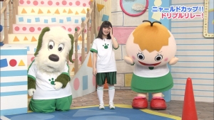 畑芽育 ワンワンパッコロ!キャラともワールド 2018年07月01日放送0021