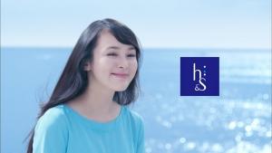 貫地谷しほり/P&G H&S「夏こそ近づこう 貫地谷しほり」篇0001