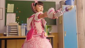 魔法×戦士 マジマジョピュアーズ!第10話『笑って解決!教育実習』 2018年06月12日放送0036