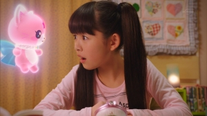 魔法×戦士 マジマジョピュアーズ!第11話 『ミツキのスマッシュ! エースをねらえ』 2018年06月19日放送0009