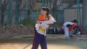 魔法×戦士 マジマジョピュアーズ!第11話 『ミツキのスマッシュ! エースをねらえ』 2018年06月19日放送0028