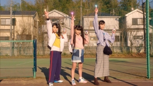 魔法×戦士 マジマジョピュアーズ!第11話 『ミツキのスマッシュ! エースをねらえ』 2018年06月19日放送0047
