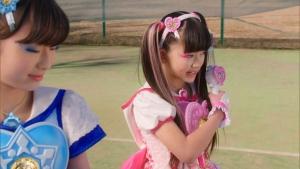 魔法×戦士 マジマジョピュアーズ!第11話 『ミツキのスマッシュ! エースをねらえ』 2018年06月19日放送0061