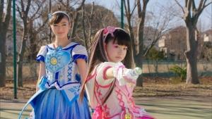 魔法×戦士 マジマジョピュアーズ!第11話 『ミツキのスマッシュ! エースをねらえ』 2018年06月19日放送0063