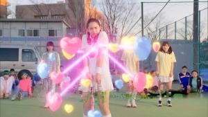 魔法×戦士 マジマジョピュアーズ!第11話 『ミツキのスマッシュ! エースをねらえ』 2018年06月19日放送0078