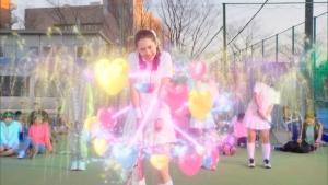 魔法×戦士 マジマジョピュアーズ!第11話 『ミツキのスマッシュ! エースをねらえ』 2018年06月19日放送0079