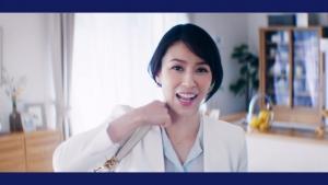 水野美紀 ロート製薬 デオコ「登場」篇CM0011