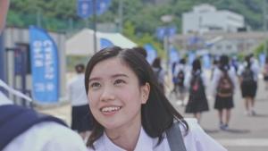 立木綾乃 広島文教大学TVCM0001