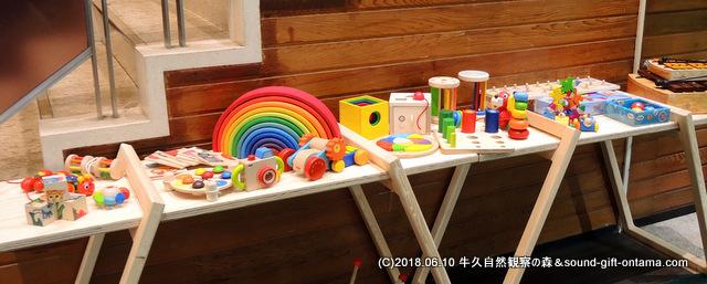 音賜_木のおもちゃ体験会@牛久自然観察の森ネイチャーセンター