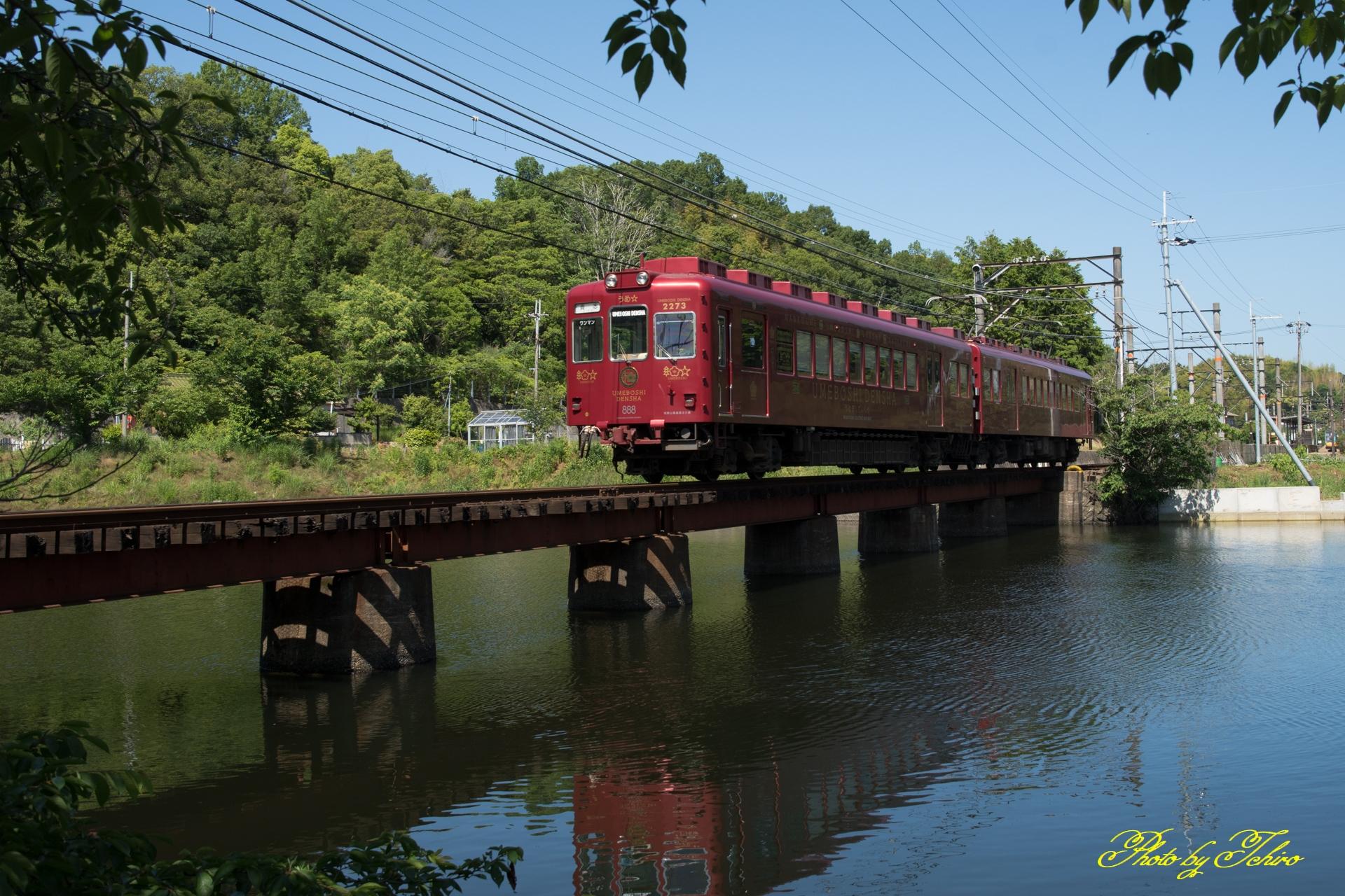 ウメボシ電車