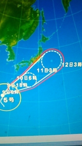 180609 台風5