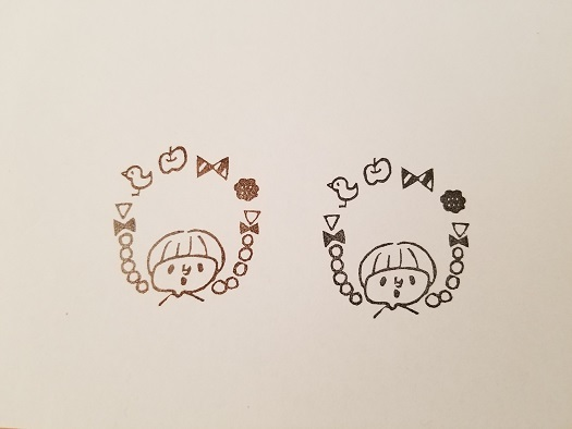 三つ編みガール②