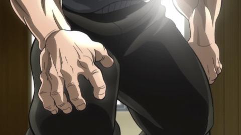 バキ2話感想(180)