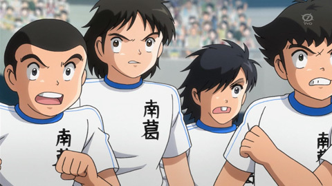 キャプテン翼14話感想(19)