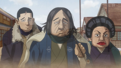 ゴールデンカムイ12話(最終回)感想(02)