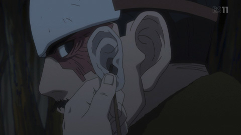 ゴールデンカムイ12話(最終回)感想(19)
