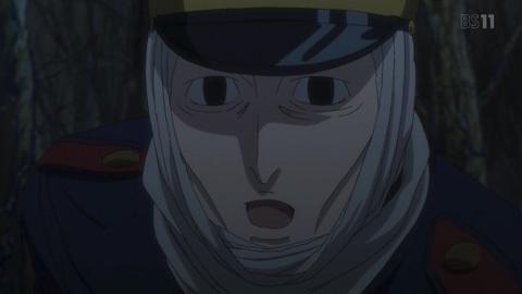 ゴールデンカムイ12話(最終回)感想(21)