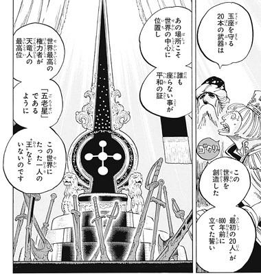 ワンピース907話ネタバレ感想(11) 虚の玉座