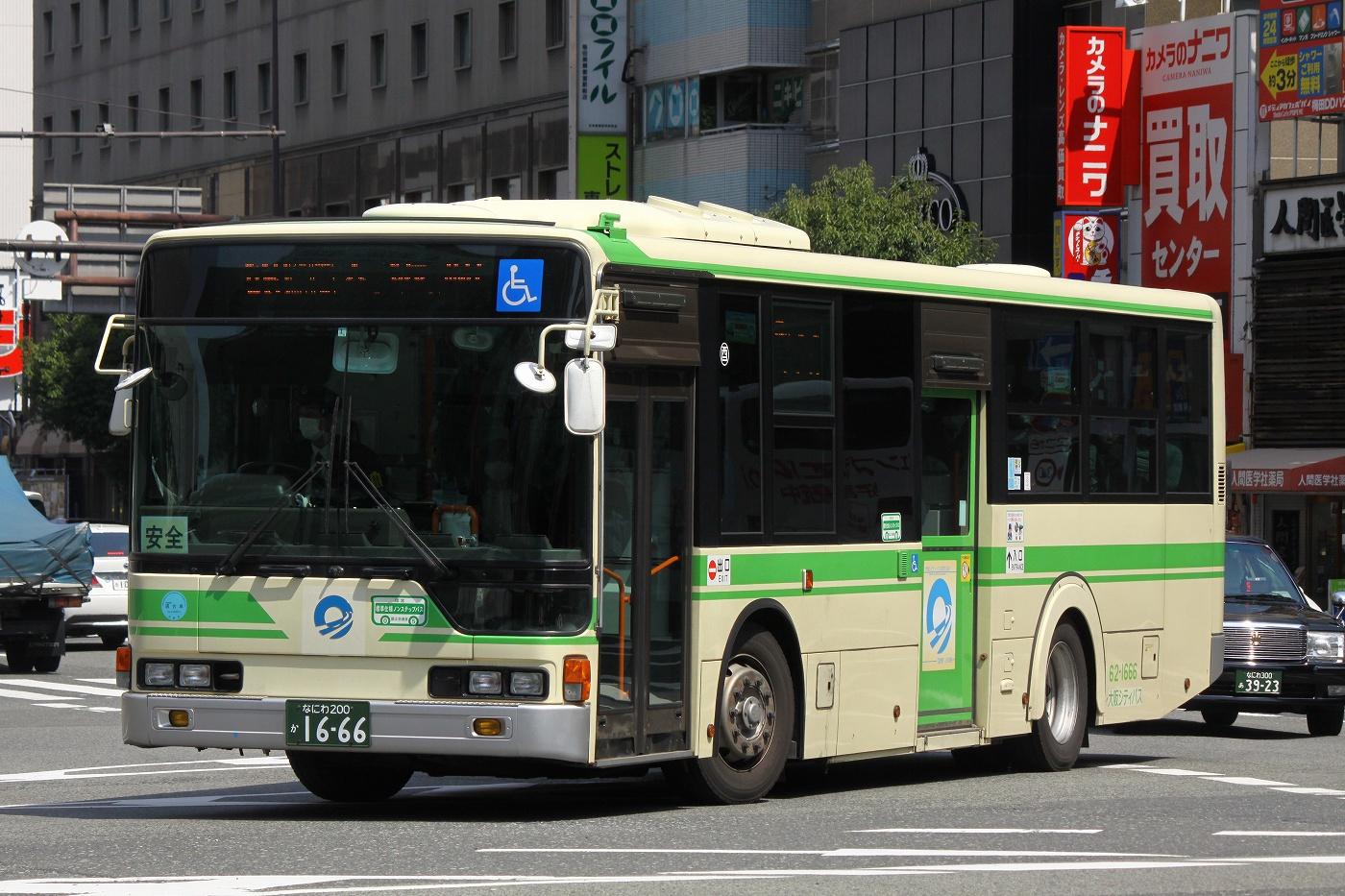 大阪シティバス - バスの館