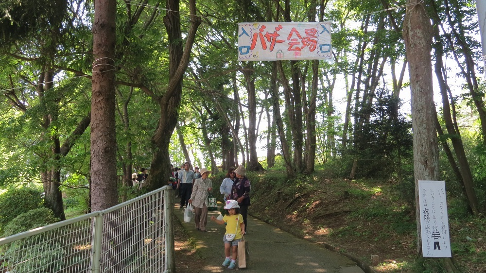 50バザー会場IMG_1432