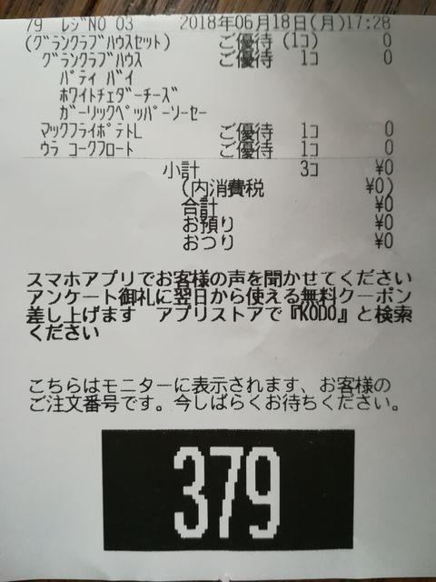 ハンバーガー③