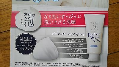 資生堂 洗顔専科