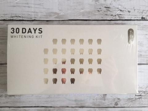 歯のホワイトニング美歯口30DAYSキット