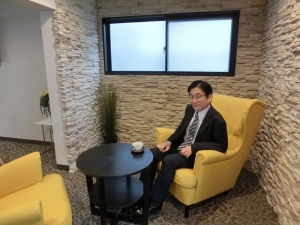 山口先生 ご訪問ありがとうございます!