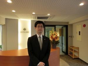 香野幹先生 ありがとうございました。