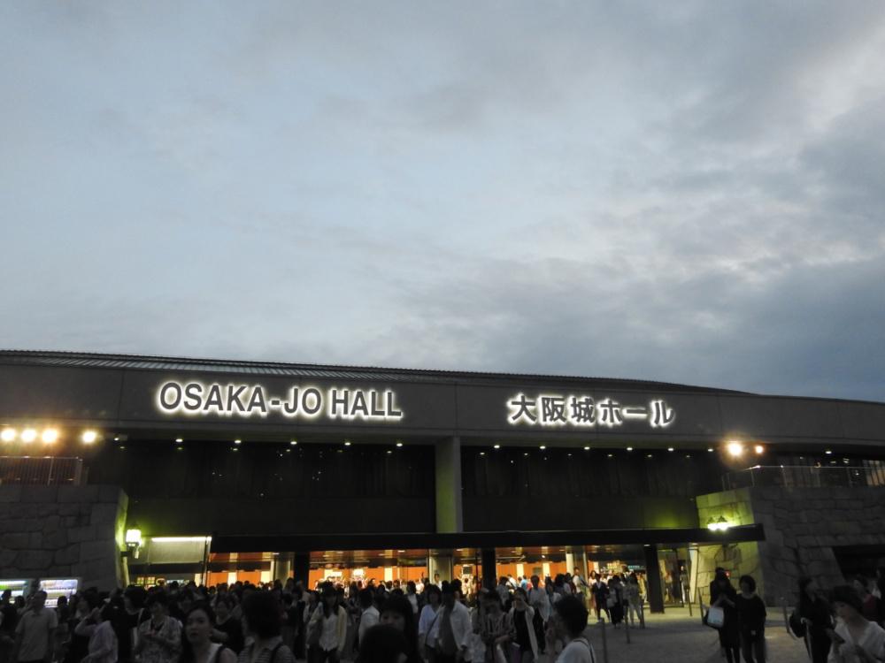 大阪城ホールDSCN9548