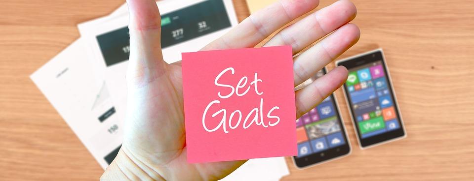 目標 ブログ 画像
