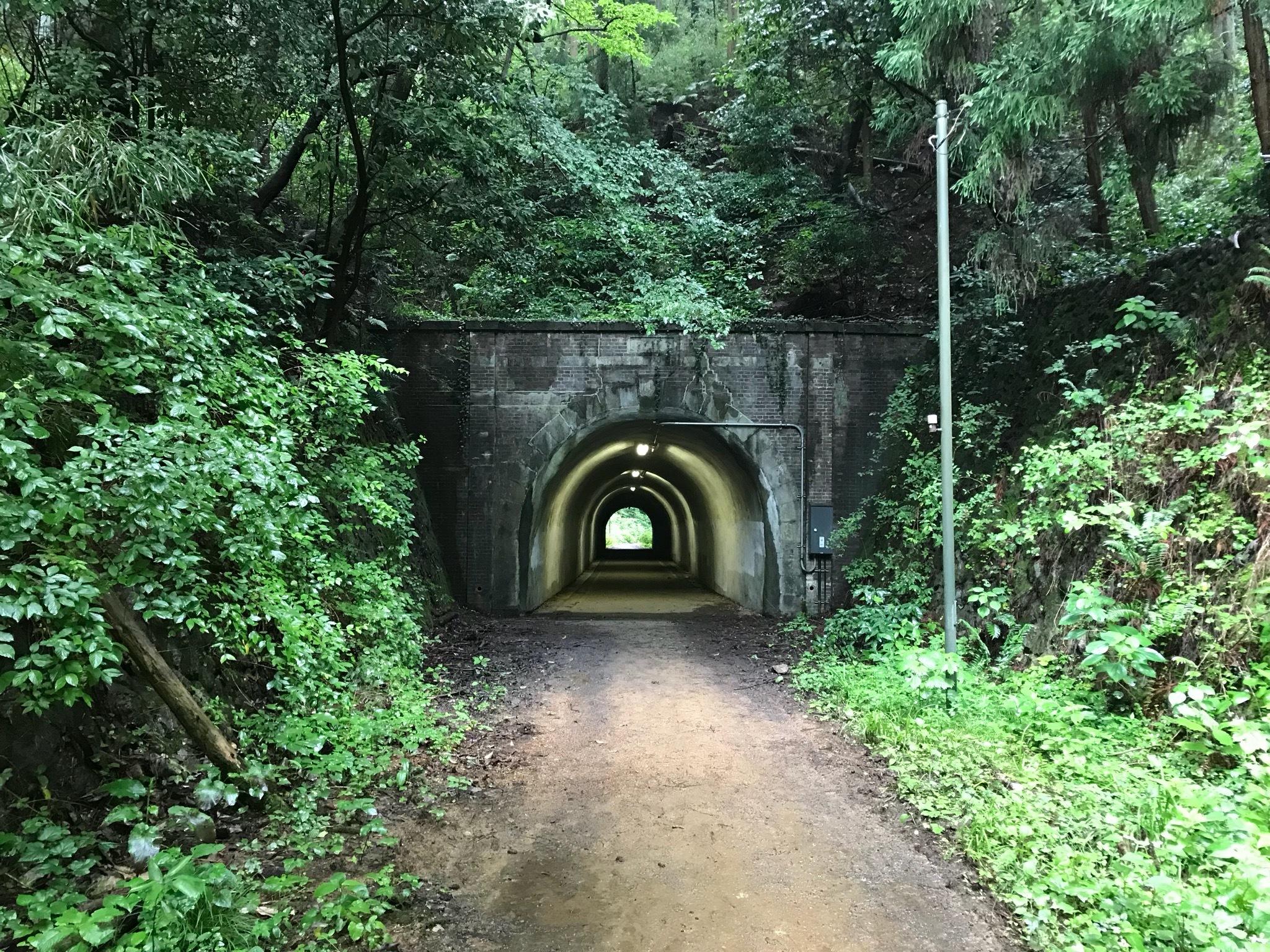 小峰 トンネル
