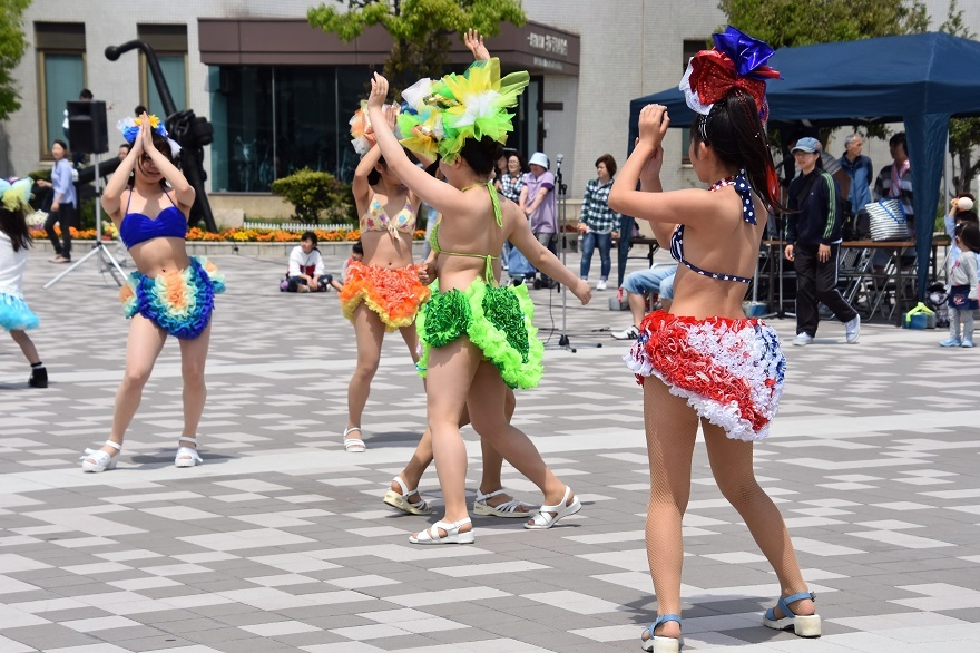 神戸サンバ18 (3)