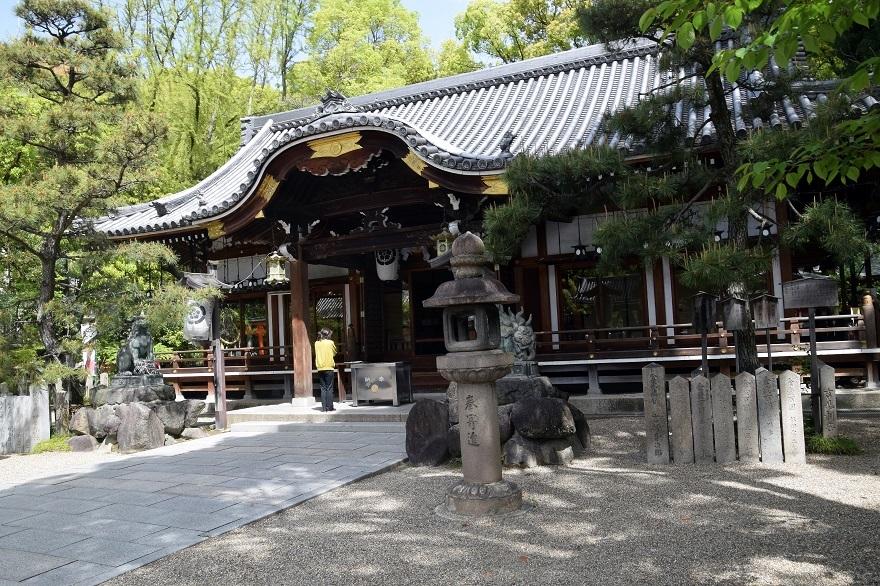 杭全神社・春 (0)