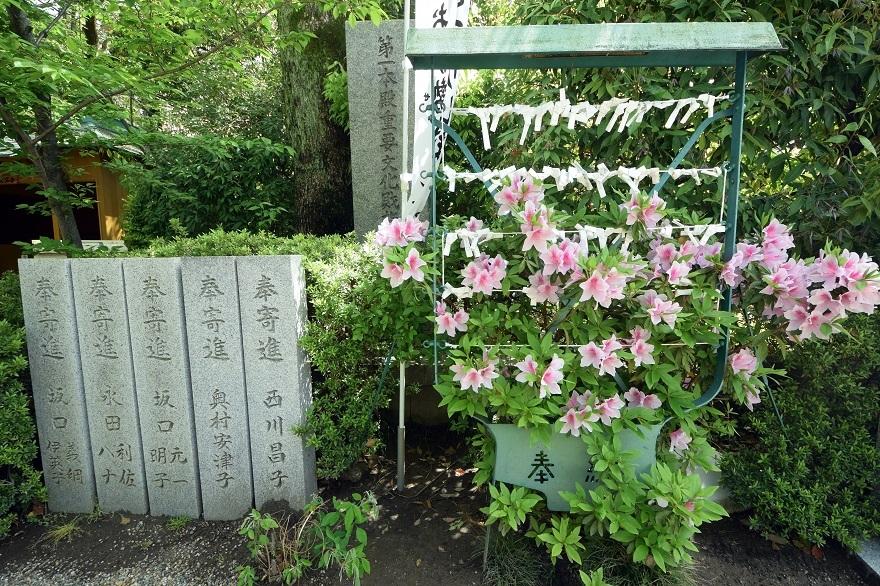 杭全神社・春 (3)
