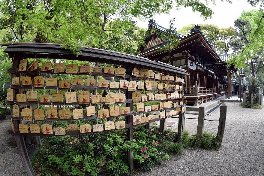 杭全神社・春 (6)