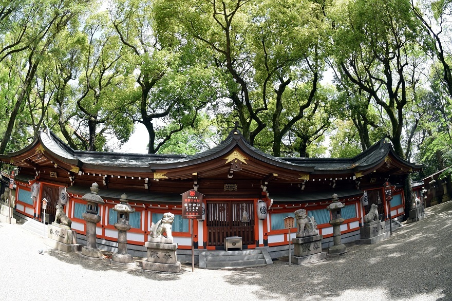 杭全神社・春 (10)