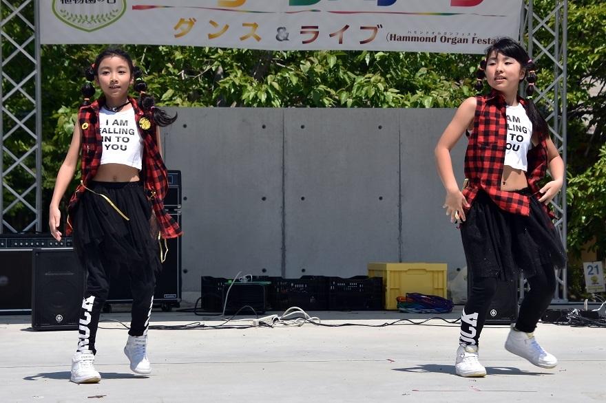 長居・キッズダンス (1)