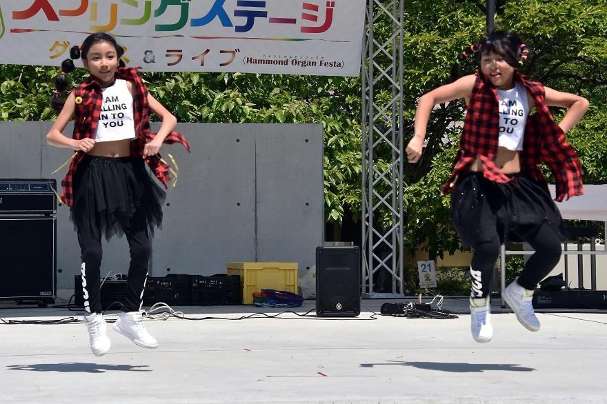 長居・キッズダンス (2)