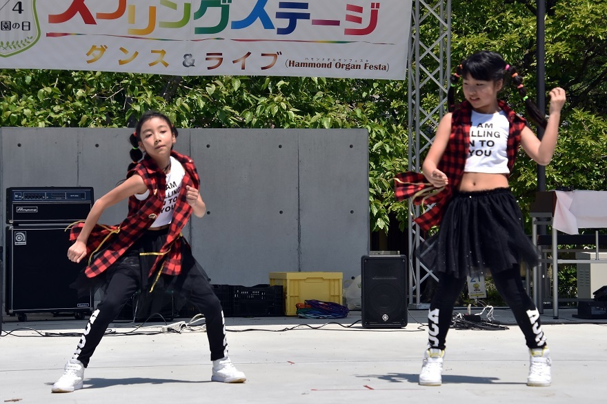 長居・キッズダンス (3)